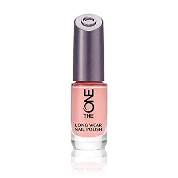 Buy Oriflame The One Long Wear Nail Polish Ballerina Rose Online At Low Prices In India Amazon In