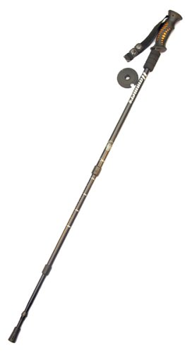 Hammers HP9 Anti-shock Hiking Pole with Compass and Thermometer, Outdoor Stuffs