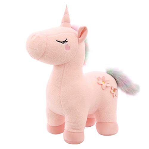 (CHASIROMA Unicorn Stuffed Animal Plush Toy Unicorn Plush Gifts for Birthday Present Gifts for Girls of All Ages. )