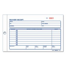 Amazon.com : Rediform Office Products Products - Delivery Receipt ...