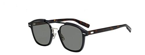 New Christian Dior Homme Al 13_13 0WR7/2k Black Havana Sunglasses