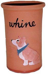 Welsh Corgi Whine Cooler
