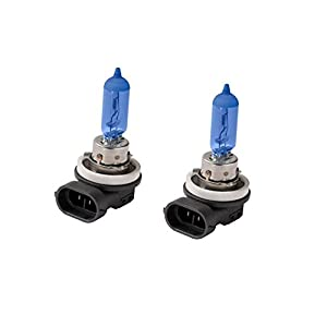 Putco 230011NB Pure Halogen Headlight Bulb - Nitro Blue - H11 (Pair)