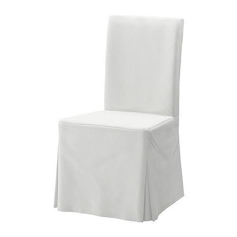 IKEA HENRIKSDAL coprisedia lunga Blekinge bianco: Amazon