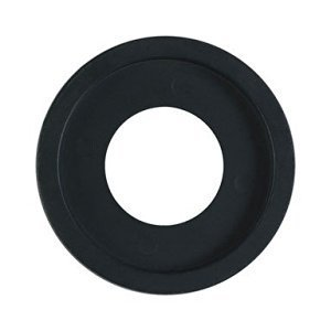 DECOR TRIM RING FLAT BLK by