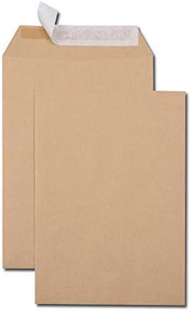 GPV - Caja con sobres para cartas (tamaño B5, 176 x 250 mm, borde ...