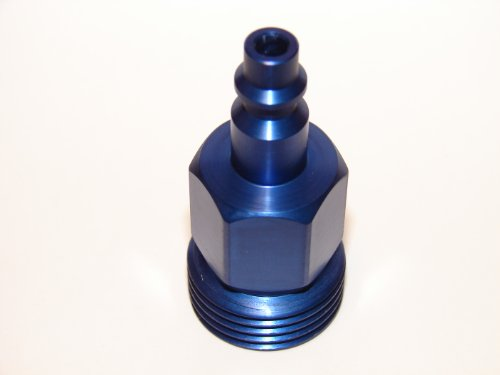 Winterize Mfg Heavy Duty Quick Connect Blow Out Plug For