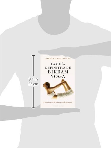 Amazon.com: La guia definitiva de Bikram Yoga (Spanish ...