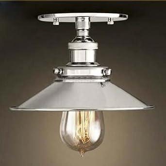BAYCHEER Retro Vintage Deckenlampe Deckenleuchten Wohnzimmerlampen ...