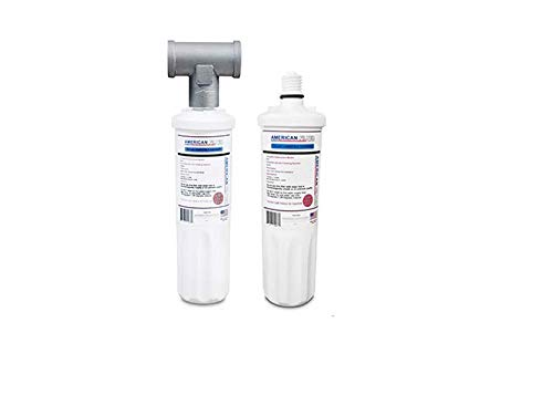 (American Filter Company 2- Pack Aquapure AP430 AP430SS Compatible Scale Inhibitor Cartridge System)