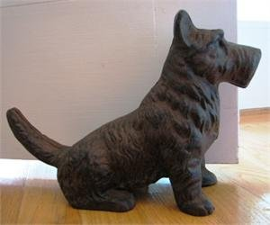 Upper Deck Scottish Terrier Statue product image