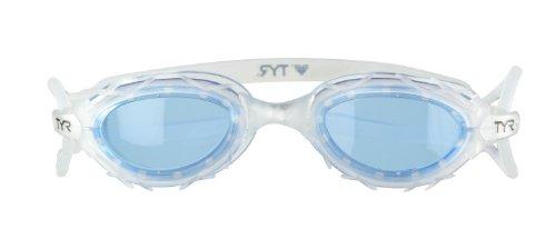 Pro Adult Goggle - TYR Nest Pro Performance Goggle (Blue)
