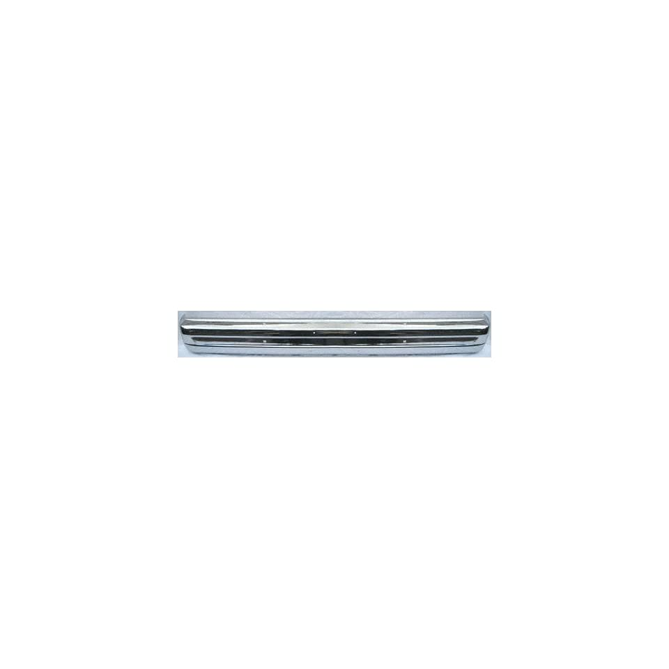 83 85 FORD RANGER FRONT BUMPER CHROME TRUCK, With Ends Holes (1983 83 1984 84 1985 85) 7832 1 E5TZ17757A