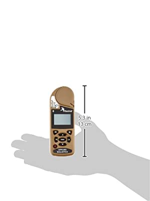 Kestrel Shooters Weather Meter with Applied Ballistics