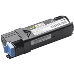 (Calitoner Remanufactured Laser Toner Cartridge Replacement for Dell 330-1438 (2130cn, 2135cn) -Yellow)