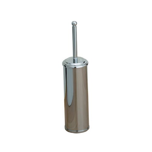 Valsan 66398NI Kingston Free Standing WC Brush in Polished Nickel