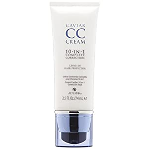 Caviar Anti-Aging CC Cream Leave in Hair Perfector, 2.5-Ounce