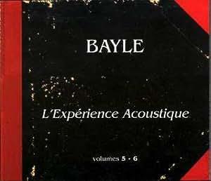L'Experience Acoustique Volumes 5-6