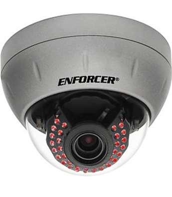 SECO-LARM EV-2806-NMMQ Enforcer Outdoor Dome Camera, 1/3