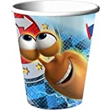 Turbo the Movie Party Cups ~ 8 Count