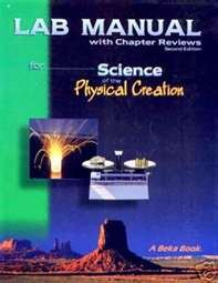 A Beka Science of the Physical Creation 9th Grade Lab for sale  Delivered anywhere in USA