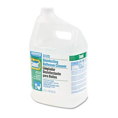 Comet Disinfecting Cleaner - Comet Professional Disinfectant Bathroom Cleaner, One Gallon Bottle