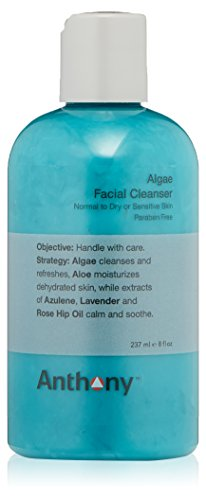 Anthony Algae Facial Cleanser, 8 fl. oz.