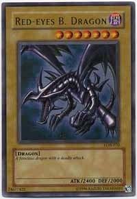 - Yu-Gi-Oh! - Red-Eyes B. Dragon (SDJ-001) - Starter Deck Joey - 1st Edition - Ultra Rare
