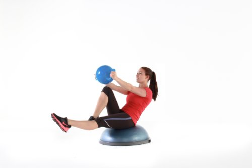 Kamagon Exercise Ball, Blue, 9-Inch with workout DVD by Kamagon (Image #6)