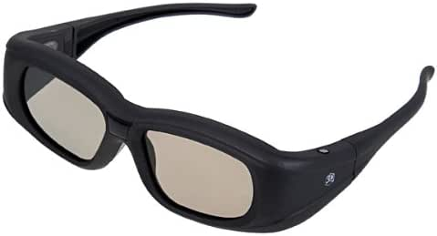 N05-IR Universal Gafas 3D IR (Recargable, 3D TVs, 3D Blu-ray, Compatible con Panasonic/Sony/Sharp/Samsung/LG/Toshiba 3DTV) Negro: Amazon.es: Electrónica