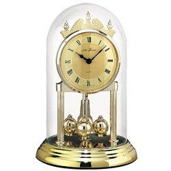 50th anniversary clock golden anniversary gift
