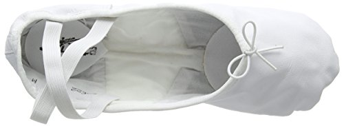 So Danca Herren Bae22 Tanzschuhe-Ballett Weiß (White)