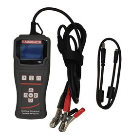 Associated Equipment 12-1012 Battery Electrical System Analyser