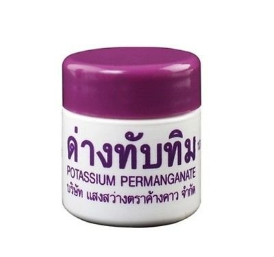 10 Pcs Potassium Permanganate clean vegetable water treatments live fish