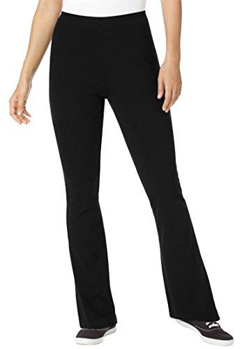 Womens Plus Size Pants Bootcut product image