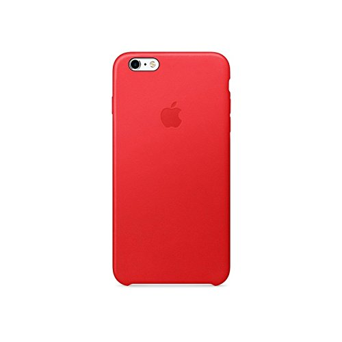 Apple MKXG2ZM/A iPhone 6s Plus Leather Case (Red)