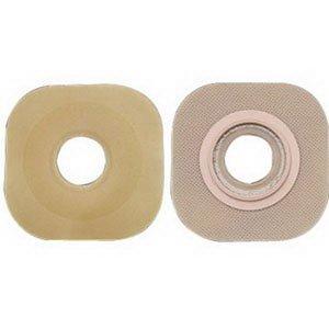 Stoma 1 3/4 Flange (Hollister New Image Pre-Sized Flex Wear Skin Barrier, Floating Flange, Green, Flange 1 3/4