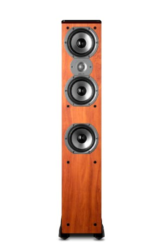 Polk Audio TSi400 Floorstanding Speaker (Single, Cherry)