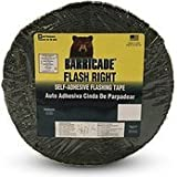 (4 Rolls) Barricade Flash Right Self-Adhesive Flashing Tape 20MIL 12'' x 75'