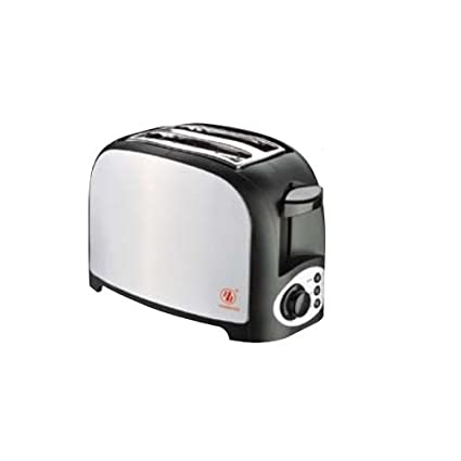 Skyline VTL 7023 2 Slice Popup Toaster Black