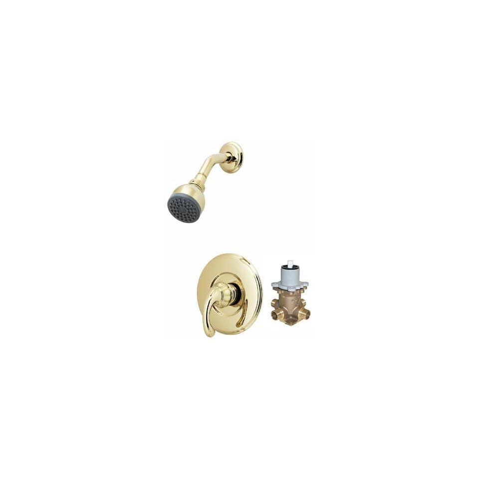 Price Pfister Satin Nickel Treviso Shower Faucet