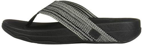 FitFlop-Men-039-s-Surfer-Freshweave-Sandal-Choose-SZ-color thumbnail 7