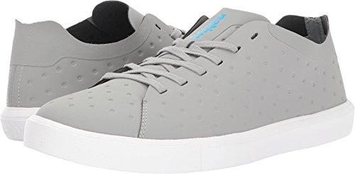 Native Shoes Men's Monaco Low Sneaker Fashion, Pigeon Grey CT/Shell White, 7 M US ()