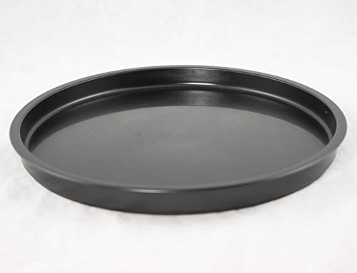 Japanese Round Plastic Humidity Trays for Bonsai Tree - 8.5