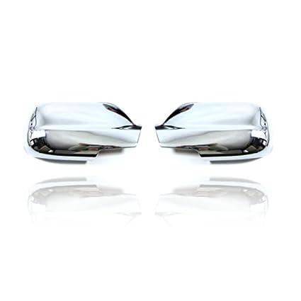 hematron csk281 - Carcasa de cromo para espejo de coche Caps ...