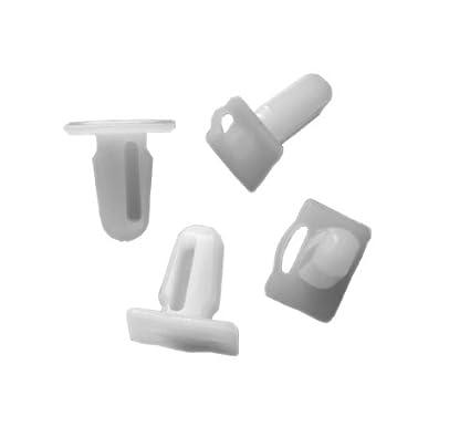 C63 Befestigung Clips Plastik Nieten Druckniete Türverkleidung