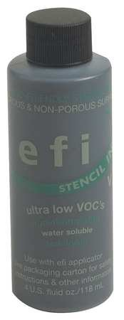 Eco Friendly Stencil Ink, 4 oz, - White Marsh Stores
