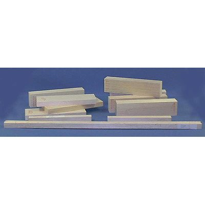 Block Balsa (Alvin BS1736 Balsa Wood Block, 3 x 3)