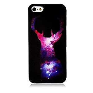 QYF iPhone 5/iPhone 5S compatible Cartoon Back Cover