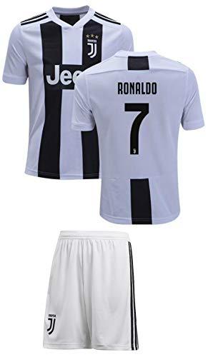 more photos 72e04 66aa4 Cristiano Ronaldo Juventus #7 Youth Soccer Jersey Home ...